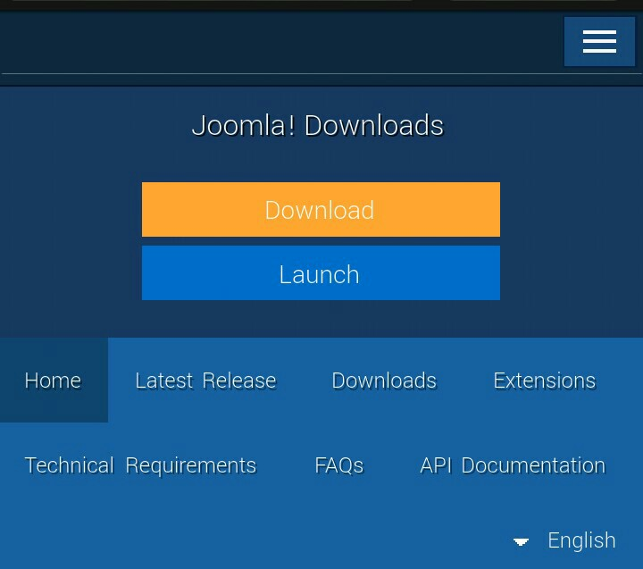 how to download Joomla