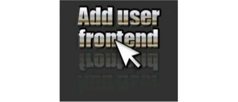 Add User Frontend - Best Joomla User Management Extension in 2020