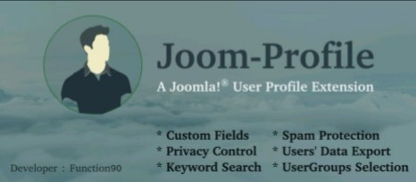 Joom Profile - Best Joomla User Management Extension in 2020